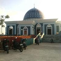 Masjid Raya Dompak Provinsi Kepulauan Riau 2 Tips Foto Diambil