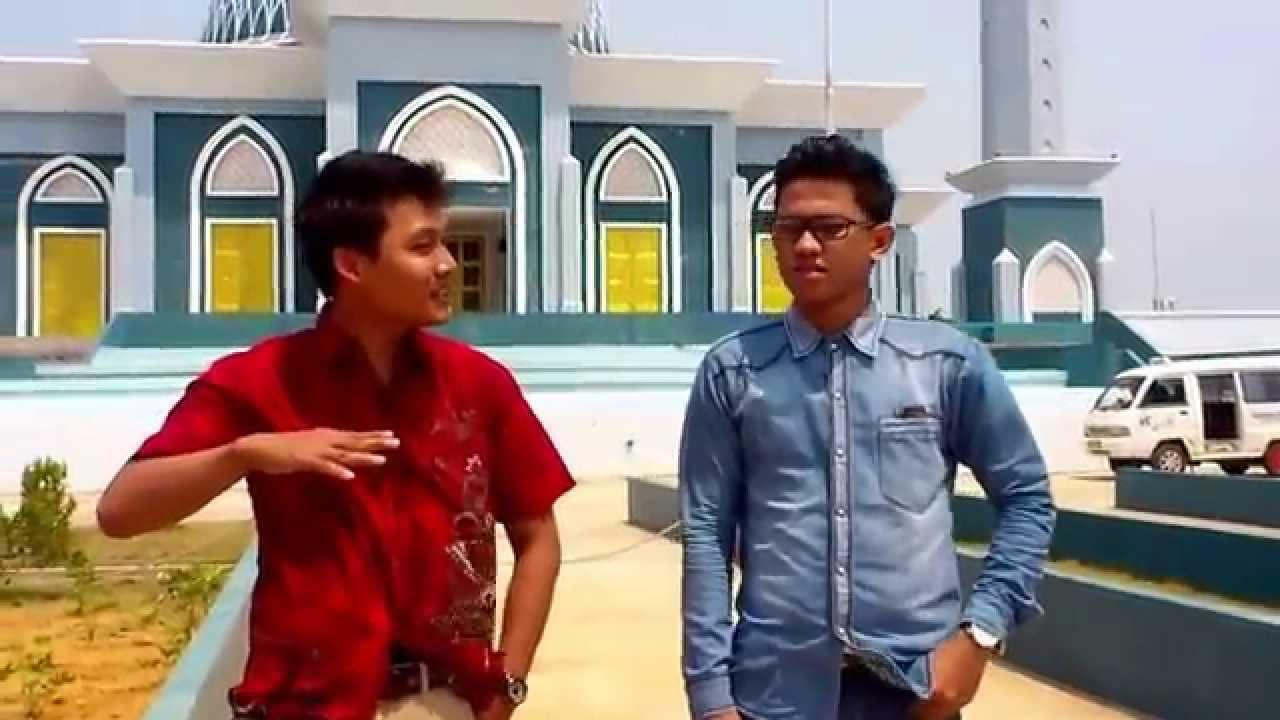 Masjid Raya Dompak Tanjung Pinang Kepri Youtube Kota Tanjungpinang