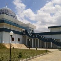 Masjid Raya Dompak Tanjungpinang Foto Diambil Oleh 1 27 2013