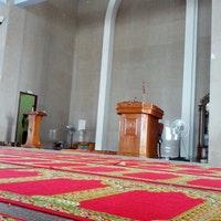 Masjid Raya Dompak Tanjungpinang Foto Diambil Oleh Fatoni 8 9