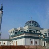 Masjid Raya Dompak Tanjungpinang Foto Diambil Oleh Romi 8 26