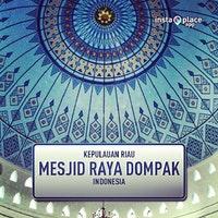 Masjid Raya Dompak Tanjungpinang Foto Diambil Oleh Wahyu 6 16