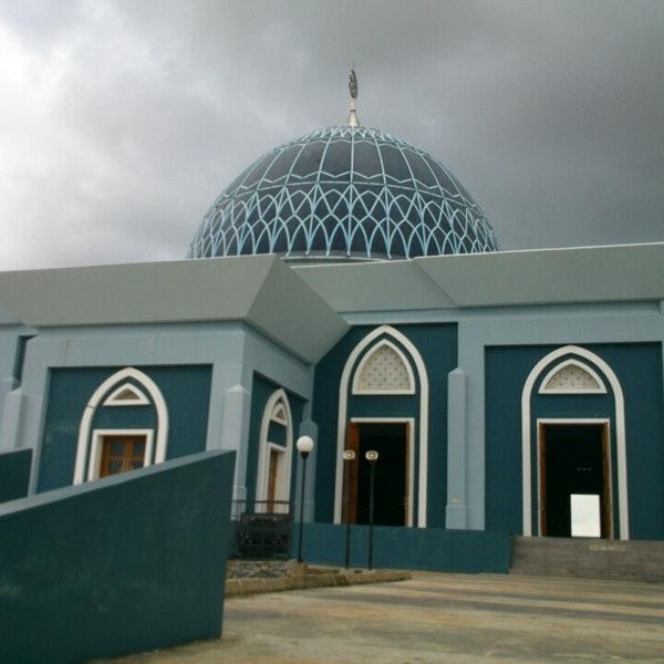 Masjid Raya Dompak Tanjungpinang Kota
