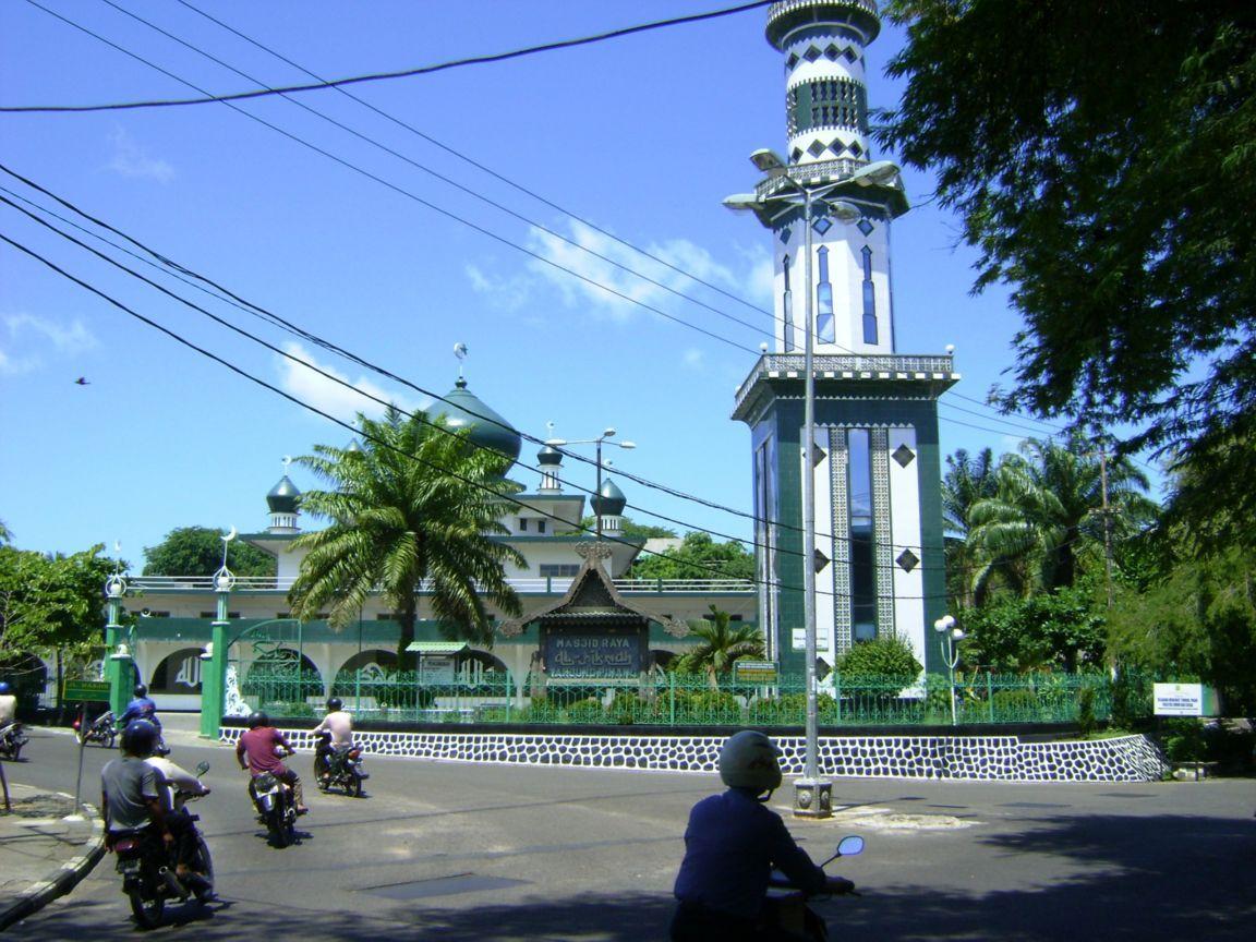 Muhammadadityanofrianda 2012 Selasa 13 November Keagamaan Tanjungpinang Masjid Raya Dompak