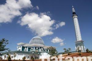 Rp 1 Miliar Percantik Masjid Dompak Batampos Id Disperkim Kepri