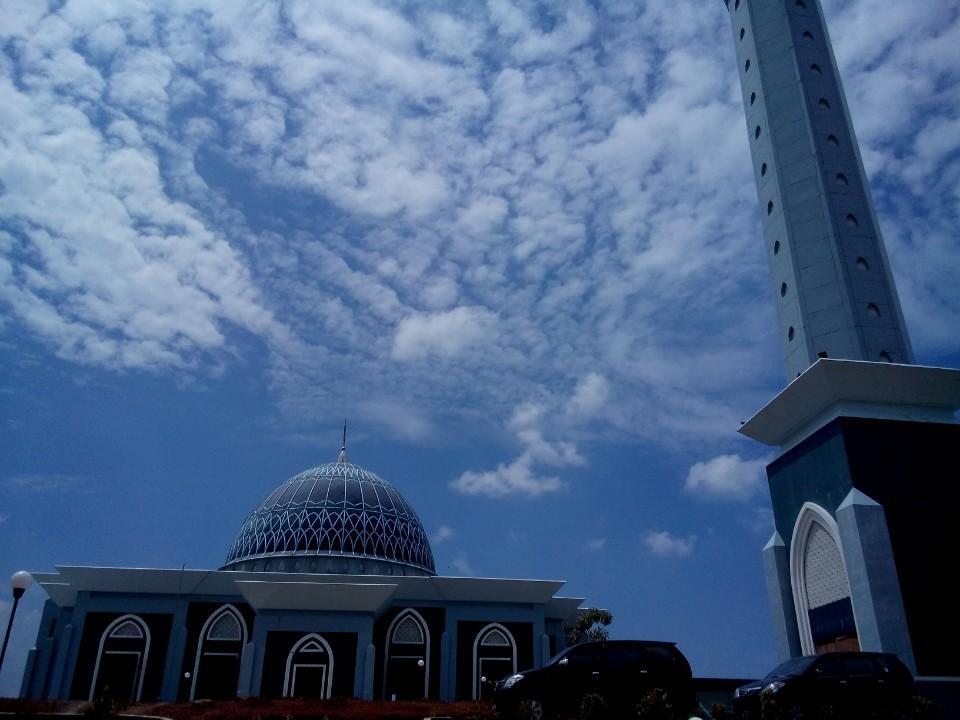 Sistem Informasi Masjid Indonesia Profil Mushalla Raya Kepulauan Riau Diresmikan