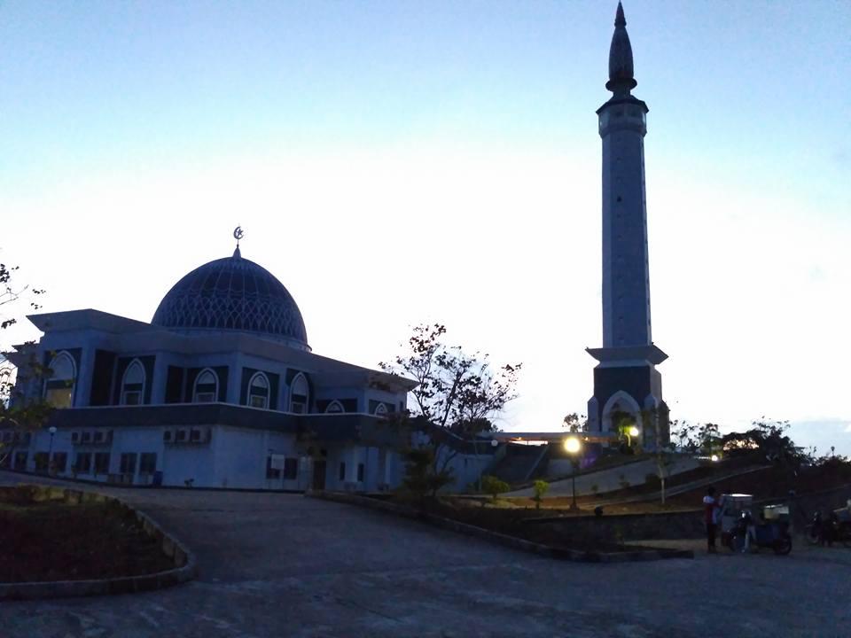 Understanding Bintan Wow Getaways Discover Mesjid Raya Dompak Tanjungpinang Kepri