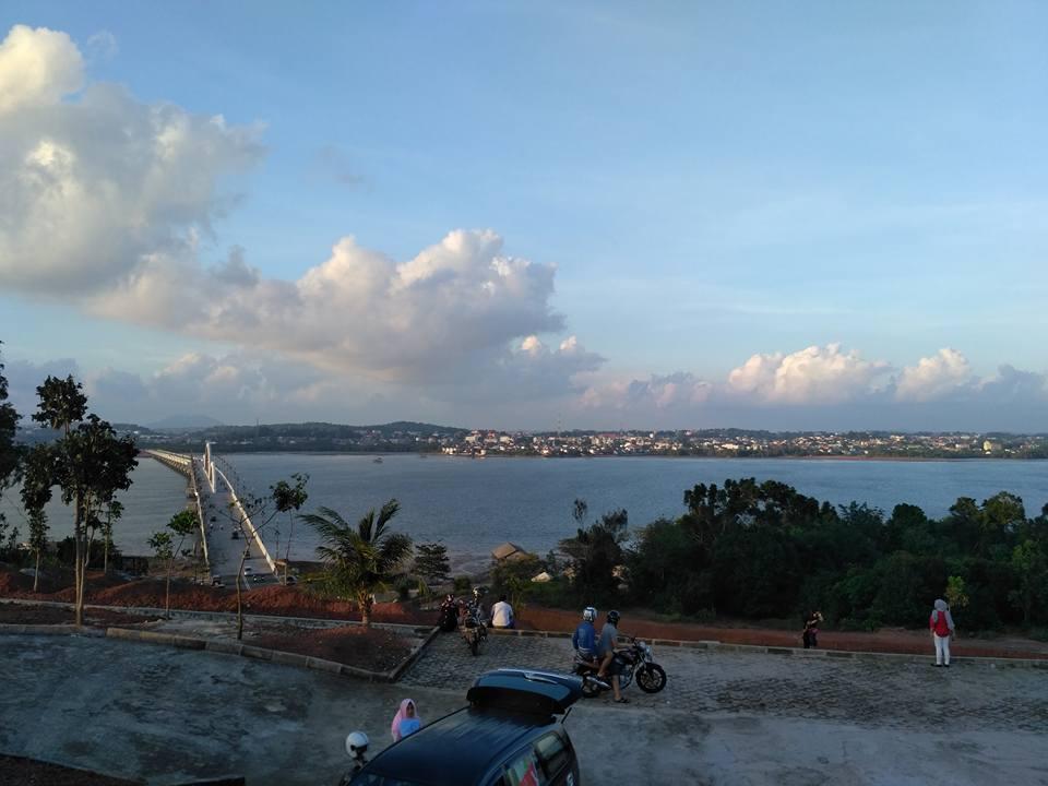 Understanding Bintan Wow Getaways Discover View Masjid Dompak Tanjungpinang Afternoon