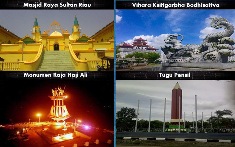 Jasa Arsitek Tanjungpinang Masjid Raya Sultan Riau Kota