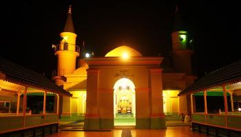 Masjid Keling Tanjungpinang 1834 1956 Jantungmelayu Maha Karya Sultan Abdurrahman