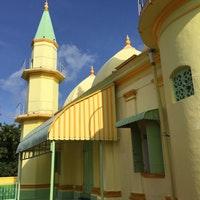 Masjid Raya Sultan Riau 11 Tips 565 Visitors Photo Arief