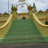 Masjid Raya Sultan Riau 11 Tips 565 Visitors Photo Santi