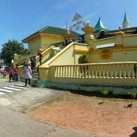 Masjid Raya Sultan Riau 11 Tips 565 Visitors Photo Silamuddin