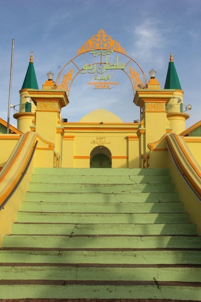 Masjid Raya Sultan Riau Pulau Penyengat Hakim Syukrie Kota Tanjungpinang