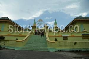 Masjid Raya Sultan Riau Tanjung Pinang Kota Tanjungpinang