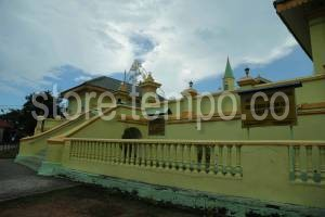 Raya Sultan Riau Tanjung Pinang Masjid Kota Tanjungpinang