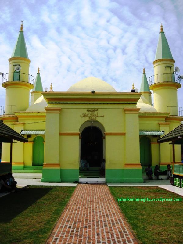 Tanjung Pinang Jalankemanagitu Setelah Masjid Raya Sultan Riau Kota Tanjungpinang