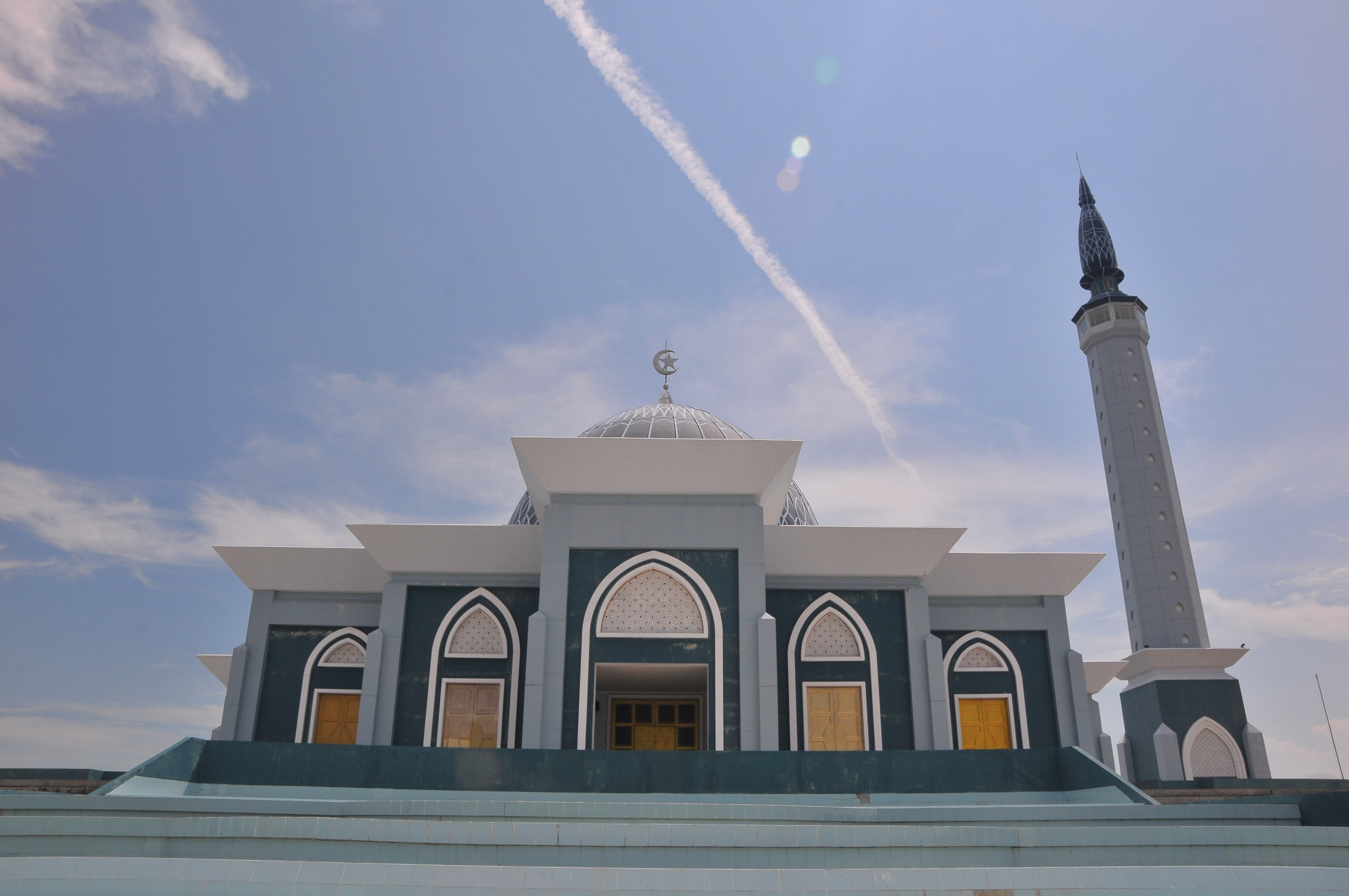 Tanjungpinang Robbi Hafzan Halaman 3 Masjid Raya Provinsi Kepulauan Riau