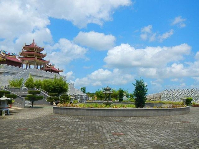 10 Tempat Wisata Tanjungpinang Kota Gurindam Vihara Ksitigarbha Bodhisattva Instagram