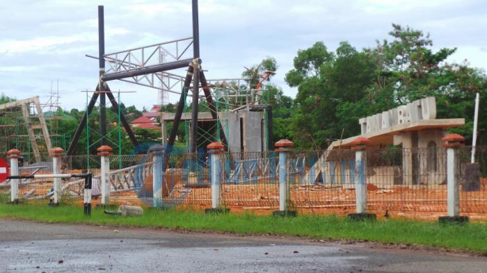 Dilengkapi Arena Skateboard Taman Samping Terminal Bakal Jadi Ikon Tanjungpinang
