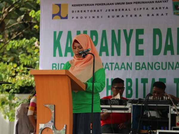 Ditjen Cipta Karya Walikota Tanjungpinang Resmikan Taman Batu 10 Bintan