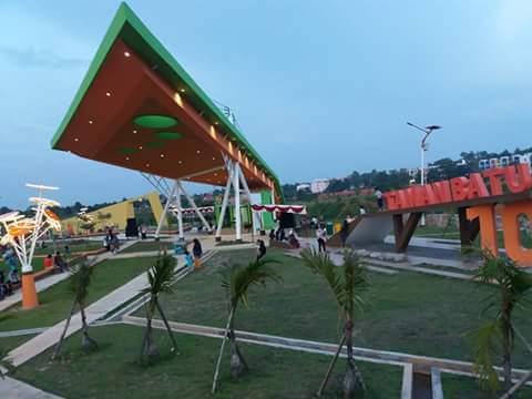 Lis Taman Batu 10 Masyarakat Umum Delta Kepri Kota Tanjungpinang
