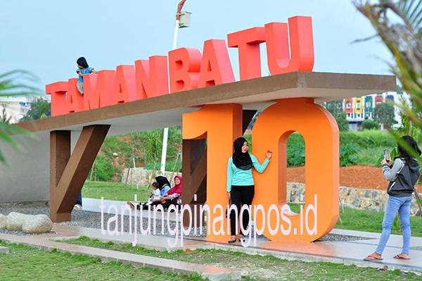 Taman Batu 10 Internet Gratis Tanjungpinang Pos Ramai Batu10 Kawasan