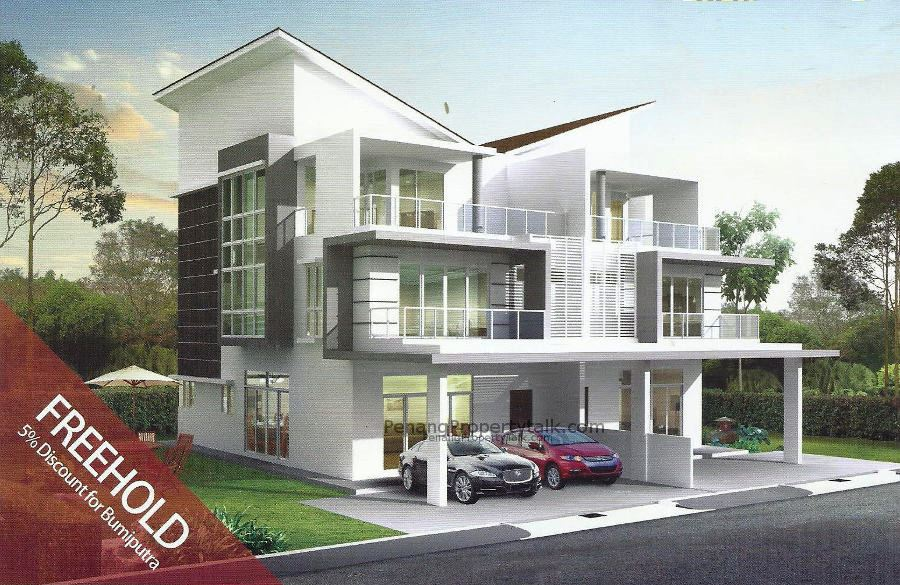 Taman Kota Permai 2 Phase 3 Penang Property Talk Batu