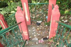 Alamak Plastik Kondom Berserakan Taman Gurindam Tanjungpinang Kota