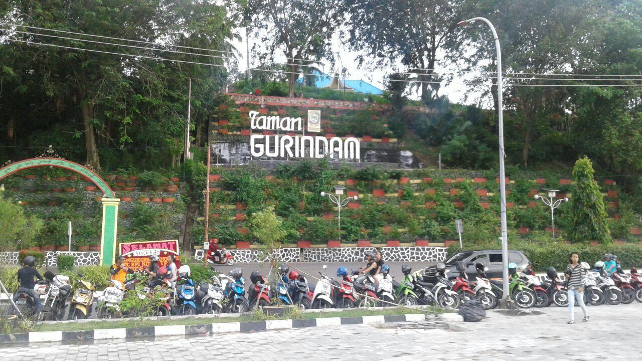 Ngeri Penampakan Hantu Kepala Taman Panorama Gurindam Kota Tanjungpinang
