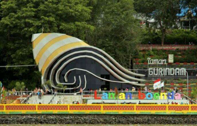 Parah Ditemukan Kondom Taman Gurindam Penaone Tanjungpinang Berada Kepulauan Riau