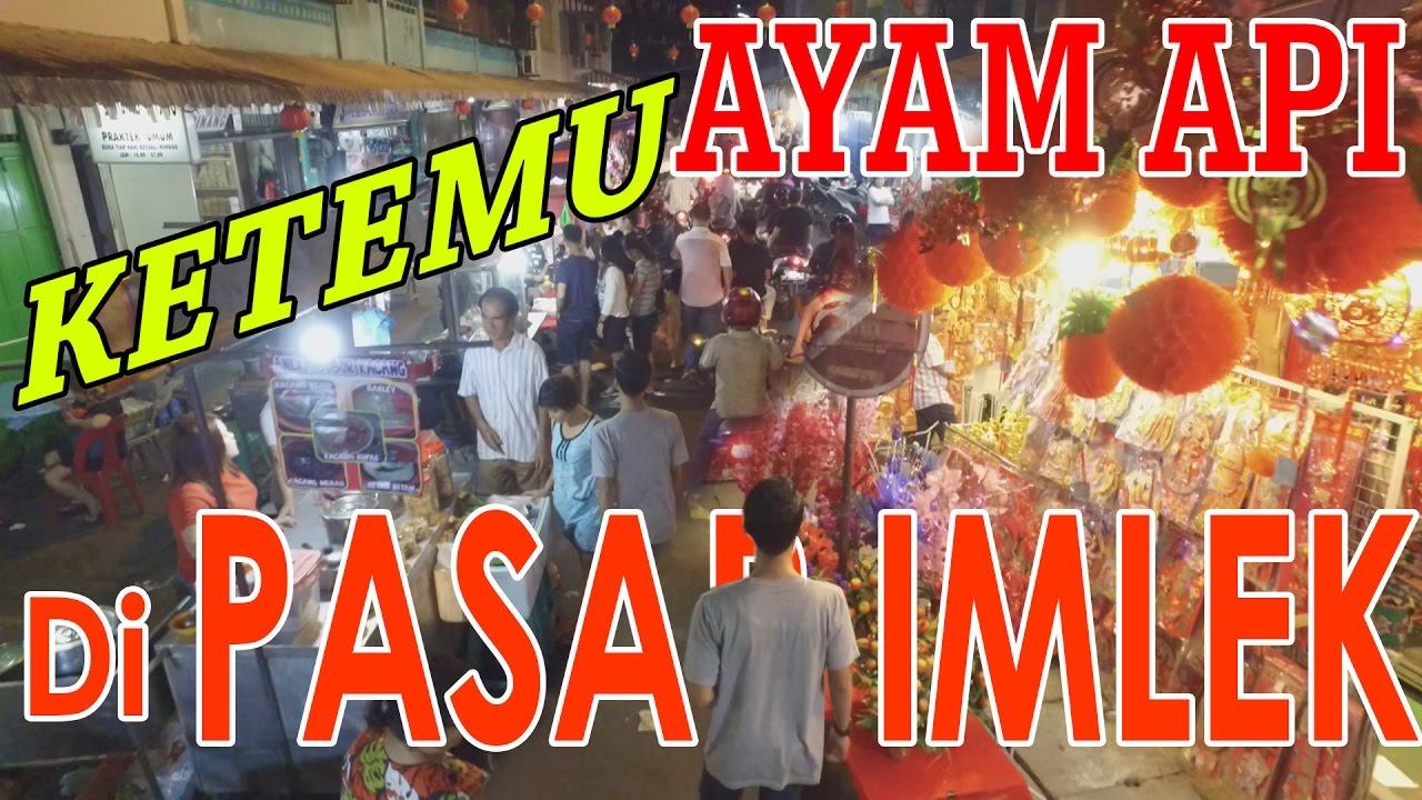 Pasar Imlek Tanjungpinang Kepri 2017 Youtube Taman Gurindam Kota