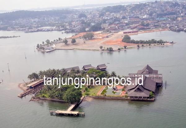 Proyek Gurindam 12 Ikon Pariwisata Tanjungpinang Pos Pulau Taman Kota