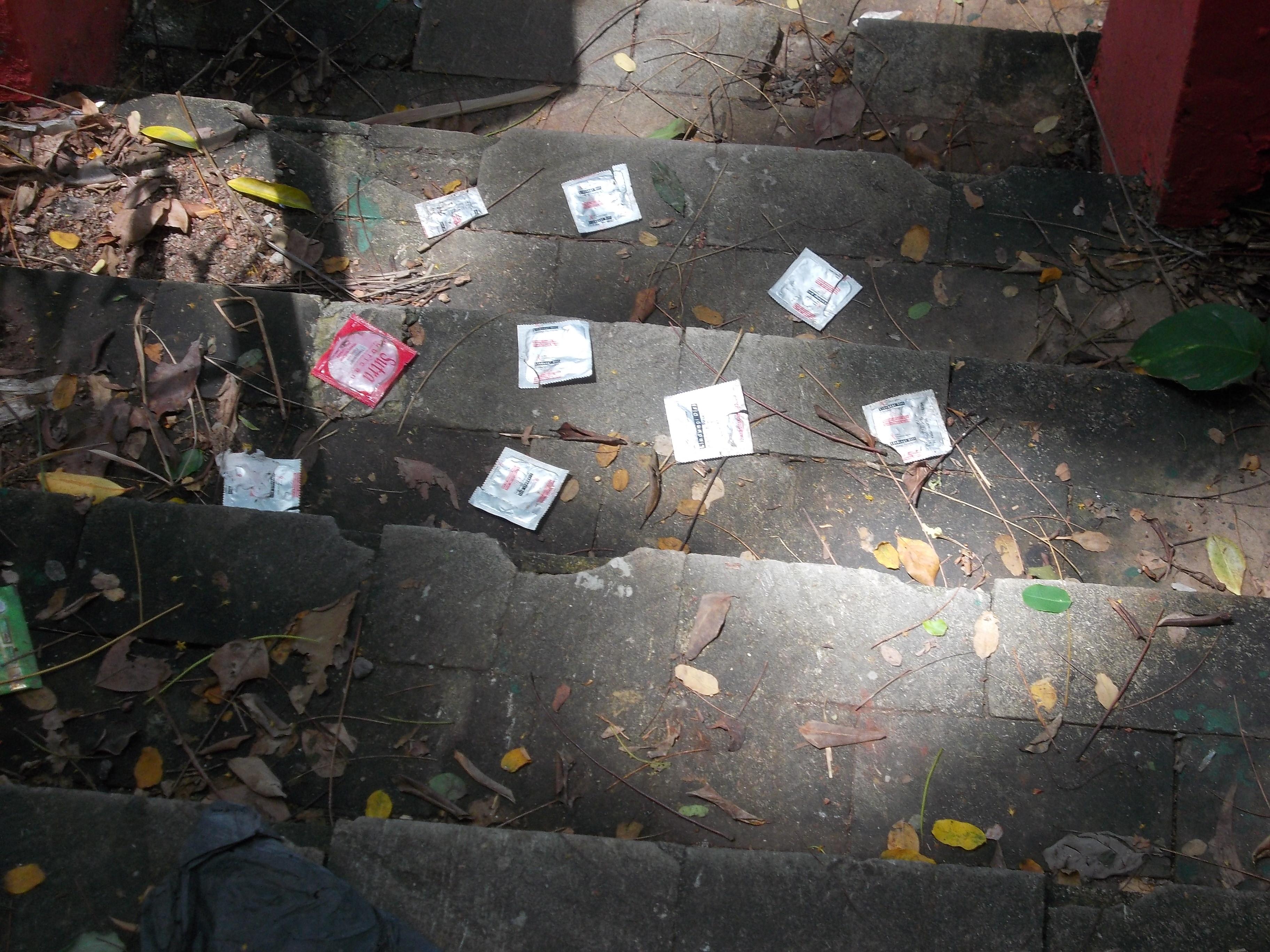 Waduh Taman Gurindam Kondom Bekas Berita Tanjungpinang Berserahakan Kota