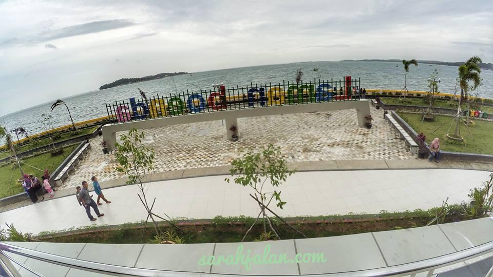 Blog Sarah Jalan Gedung Gonggong Laman Boenda Tepi Laut Tanjungpinang