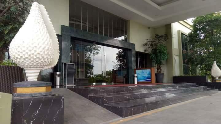 Blog Siunthel Gonggong Icon Kota Tanjungpinang Terletak Hotel Aston Sumber