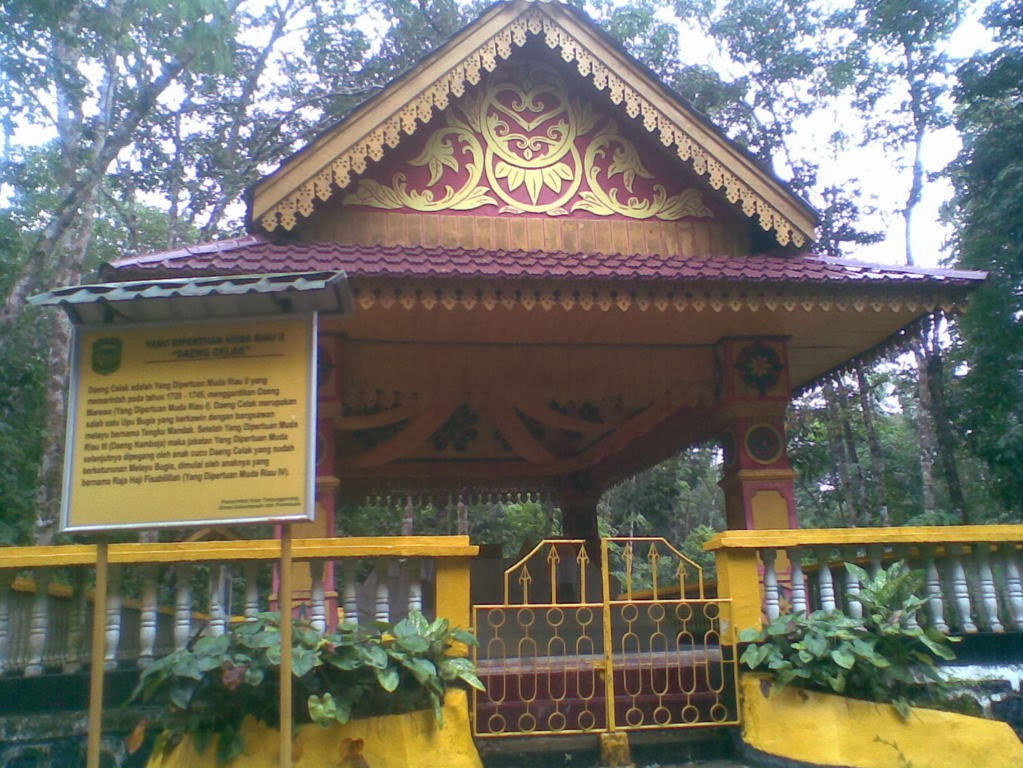 Wisata Sejarah Tanjung Pinang Kaospinang Kaos Khas Daeng Celak Bangsawan