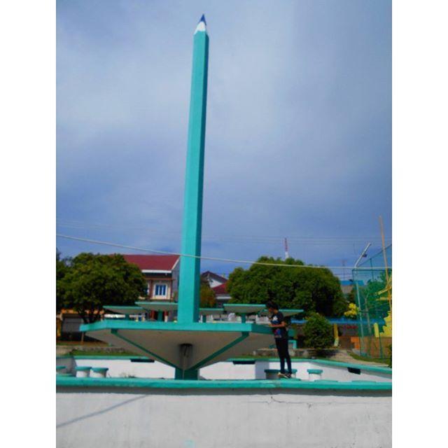 10 Tempat Wisata Tanjungpinang Kota Gurindam Tugu Pensil Instagram