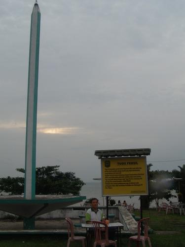 Guide Tanjungpinang Provinsi Kepulauan Riau Indonesia Tripmondo Pictures Tugu Pensil