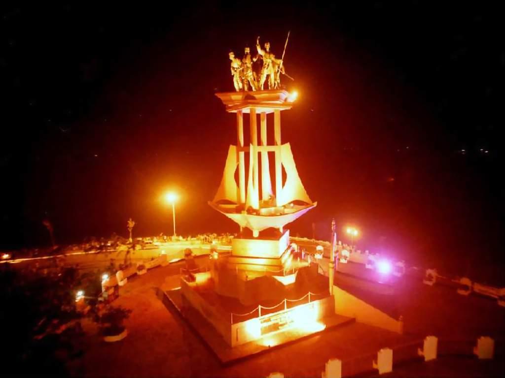 Kota Tanjungpinang Wikipedia Bahasa Indonesia Ensiklopedia Bebas Tugu Pensil