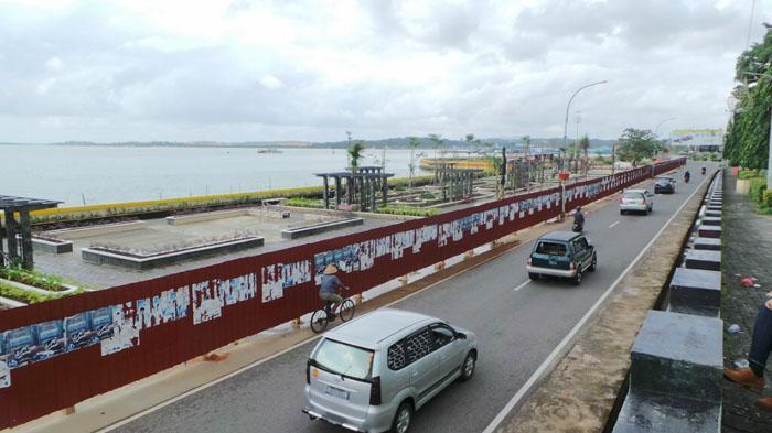 Mulai Hari Parkir Karcis Diterapkan Tanjungpinang Melanggar Kenia Denda Hingga