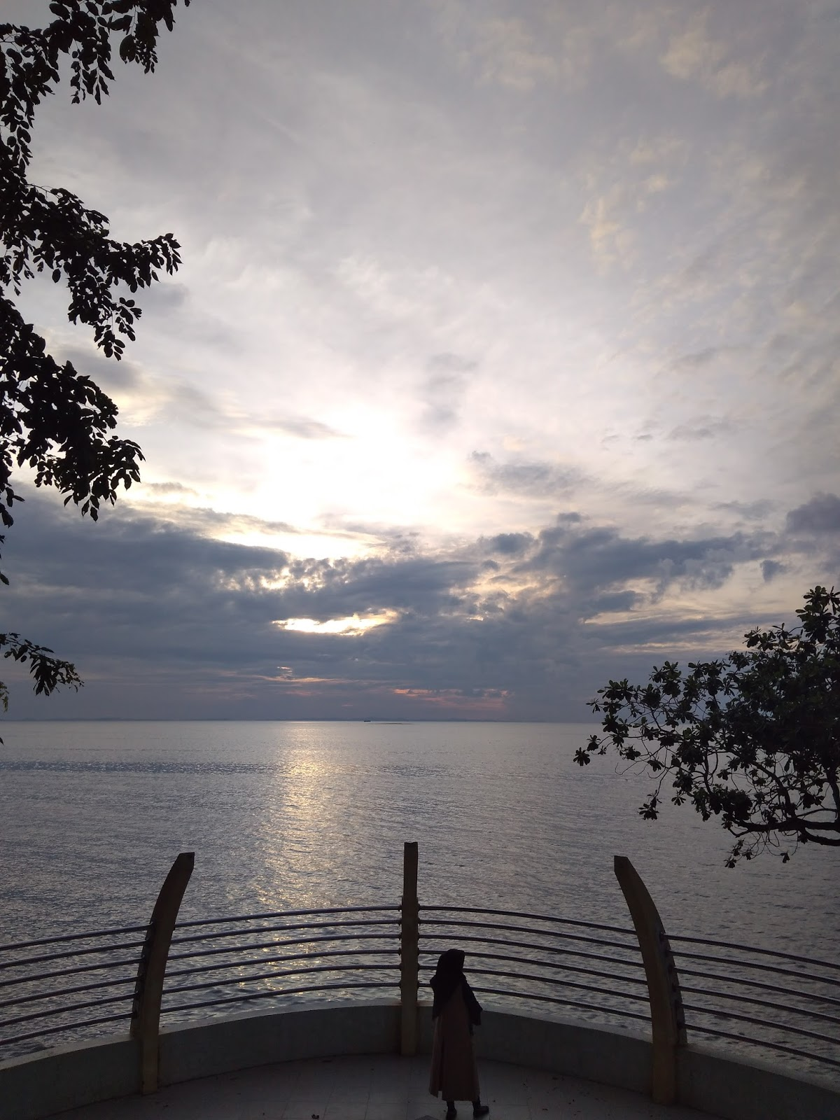 Qwerty Blog Tepi Laut Wisata Kota Tanjungpinang Foto Ambil Sekitar