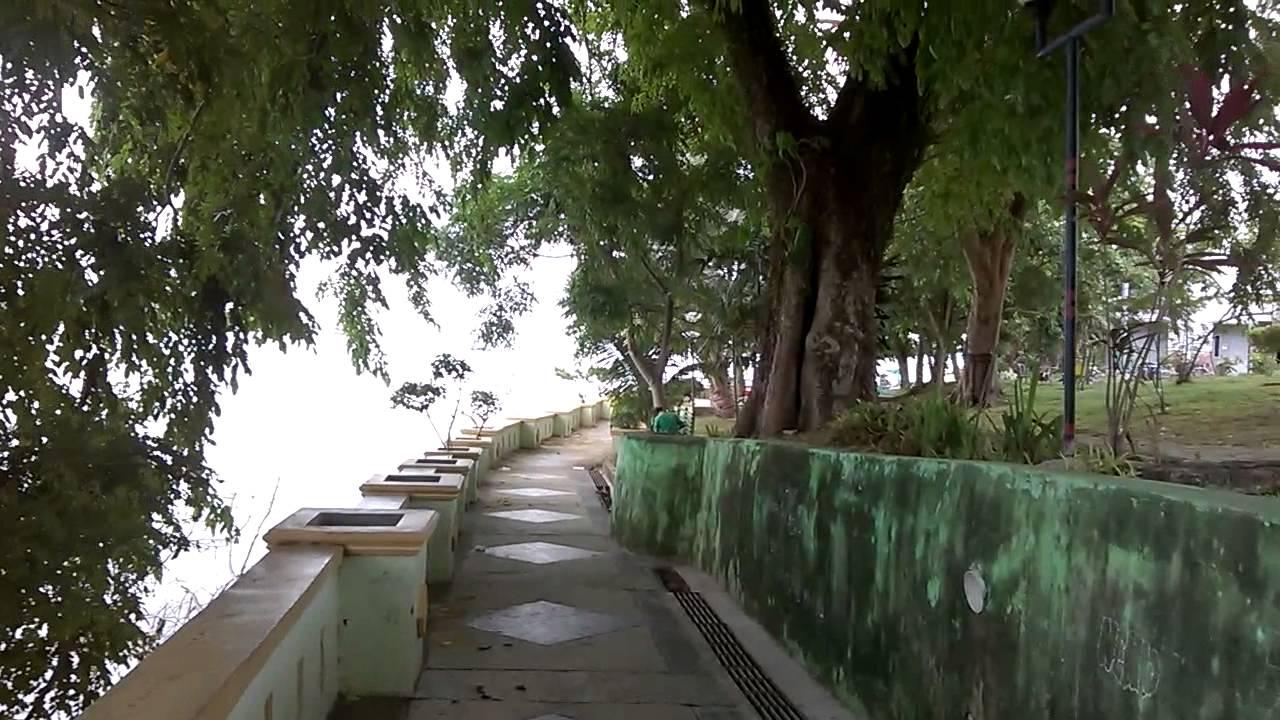Taman Tugu Pensil Tanjung Pinang Traveling Bintan Youtube Kota Tanjungpinang