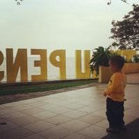 Taman Tugu Pensil Tanjungpinang Foto Diambil Oleh Khairul 11 2012