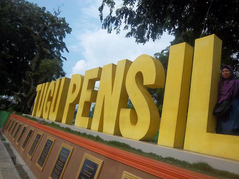 Tanjung Pinang Living Room Tugu Pensil Kota Tanjungpinang