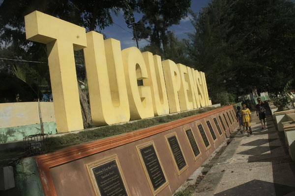 Tempat Wisata Mempesona Tanjung Pinang Ditanya Tugu Pensil Kota Tanjungpinang
