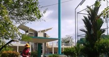 Tugu Pensil Budaya Kota Tanjungpinang