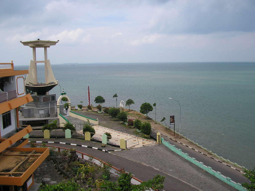 Daftar Tempat Obyek Wisata Provinsi Kepulauan Riau Kepri Tugu Proklamasi