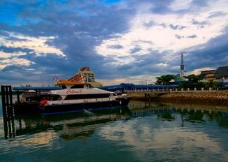 Dunia Souvenir Tanjungpinang Kota Monumen Fisabilillah Feri Tugu Proklamasi Riau