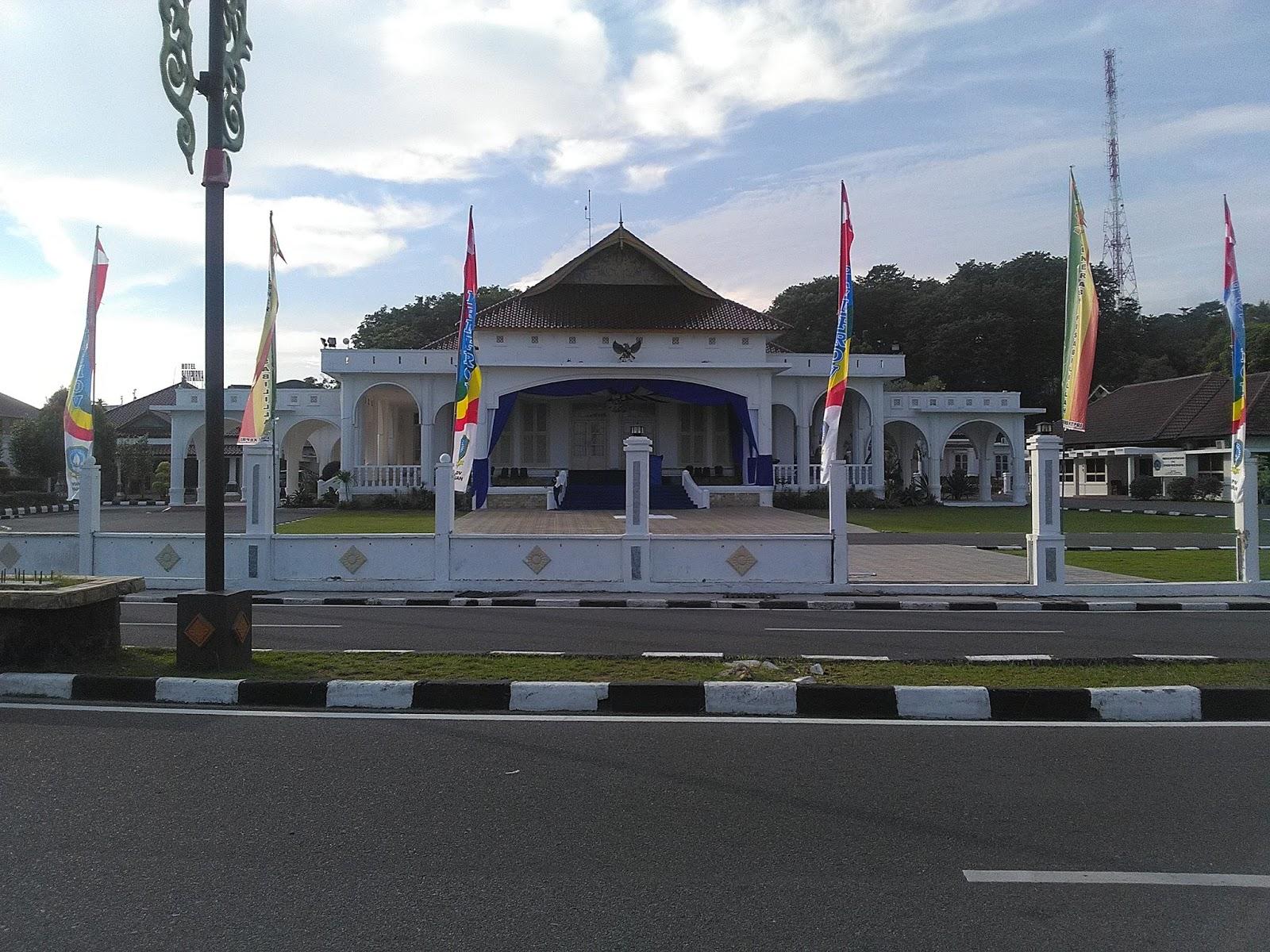 Hidup Inspirasi Jangan Bilang Tanjungpinang Gedung Daerah Sarat Sejarah Zaman